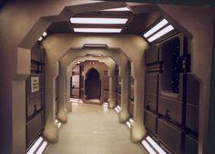 """metal-maniac-starship-mechanic: """" Sci-fi corridors/Nerd playgrounds """""""