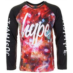 Hype Distant Stars Long-Sleeve T-Shirt Hype Clothing, Christmas Sweaters, Stars, Long Sleeve, Sleeves, T Shirt, Clothes, Fashion, Supreme T Shirt