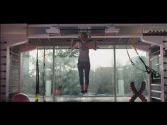 """FILM: We've Got A Workout For That - Virgin Active  """"It's incredible how one context can serve a totally different one""""  Brand: Virgin Active Agency: Iris Worldwide, London (UK) Creative Director: Chris Baylis, Richard Johnson Copywriter / Art Director: Matt Gray, Tommy Allen Director: Jones Production Company: Rebel"""