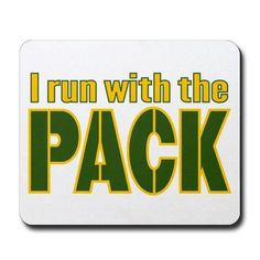 I run with the PACK!