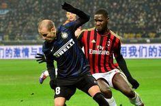 Derby Inter Milan Vs AC Milan Dimenangkan Inter | BDbola.com