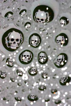Skull Bubbles