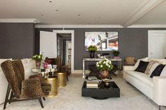 Lala Rudge's impeccable flat in São Paulo (Foto: Inês Antich / Divulgação)