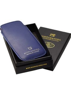 Leather iPhone case - Accessories - Scotch & Soda Online Shop