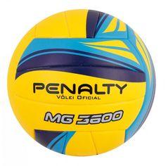 a17b2fdaf Bola de Vôlei Penalty MG 3600 Ultra Fusion VI Amarela Somente na FutFanatics  você compra agora