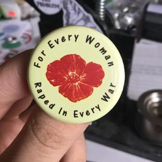 "698 Likes, 12 Comments - Radical Buttons (@radicalbuttons) on Instagram: ""New button just added to my shop! Remembrance Day is all about remembering soldiers who died in…"""