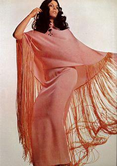 Fringe dress 1970 - Vogue Italia