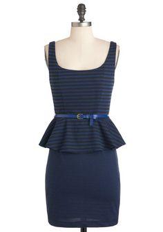 Change Your Stripes Dress | Mod Retro Vintage Dresses | ModCloth.com