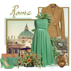 """Rome"" by countrycousin on Polyvore"