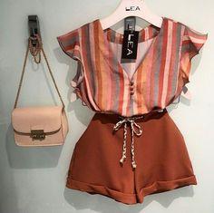 New Fashion For Teens Everyday Ideas Teen Fashion Outfits, Cute Fashion, Outfits For Teens, Look Fashion, New Fashion, Summer Outfits, Girl Outfits, Fashion Dresses, Womens Fashion
