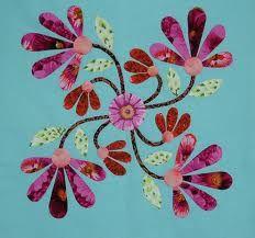 aunt millie's garden quilt - Google Search