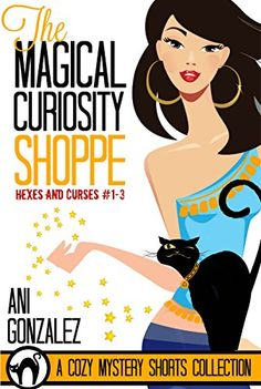 The Magical Curiosity Shoppe: (A Banshee Creek Cozy Mystery Short Story Collection) by Ani Gonzalez Mystery Stories, Mystery Novels, Free Books, Good Books, Books To Read, Teen Party Games, Cozy Mysteries, Murder Mysteries, Agatha Christie
