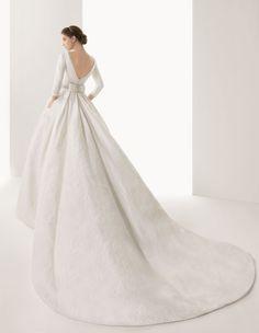Abiti da Sposa Rosa Clarà Collezione 2014   Errico Maria