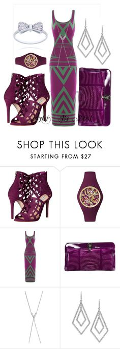 """""""Untitled #127"""" by lillady-parker-glanton ❤ liked on Polyvore featuring Steve Madden, Ice-Watch, STELLA McCARTNEY, Adriana Orsini and ABS by Allen Schwartz"""