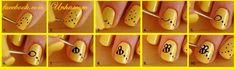 Bee nails tutorial