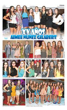 XV años de Aimee