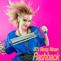 THROWBACK THURSDAY: Let's Flashback to 1988! Get a glimpse from Mossy Nissan's totally rad commercial! #MossyNissanMovesYou