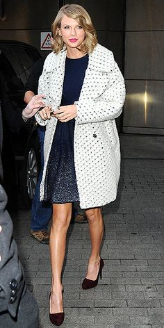 Taylor Swift Street Style Photos and More Celebrity Outfit Inspiration : People.com
