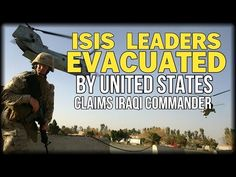 TREASON: Obama Accused of Secretly Evacuating ISIS Leaders to Safety - Tea Party News