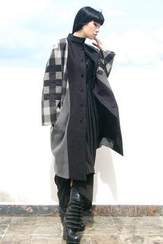 Rick Owens via The Rosenrot | For The Love of Avant-Garde Fashion