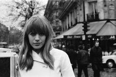 theswingingsixties:  Marianne Faithfull, 1960s.