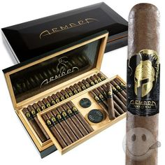 Man O War Armada - Cigars International $499.95