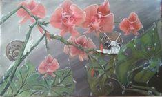 "Painting, ""Life in the undergrowth"" Original Artwork, Original Paintings, Is 11, Saatchi Art, Artworks, The Originals, Canvas, Artist, Life"