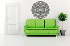 Wall Room Decor Art Vinyl Decal Sticker Mural Mandala Ornament Large Big AS390