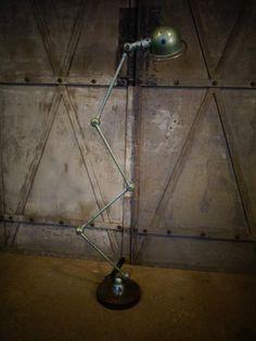 Jielde lamp via MP Industrial Style, Retro, Lighting, Vintage, Home Decor, Decoration Home, Room Decor, Lights, Vintage Comics