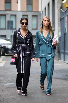 Diego Zuko is hitting the street in search of the best in Italian chic. See the best looks spotted off the catwalk.