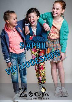 Modeshow 9 april