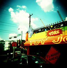 toy joy, Austin, TX