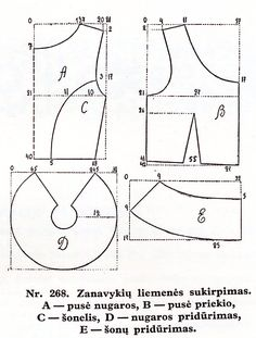 FolkCostume&Embroidery: Costume of Zanavykija Region, Lithuania