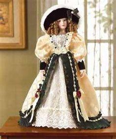 victorian porcelin dolls