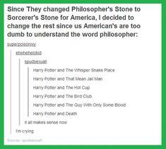 The Harry Potter fandom part 8 - Imgur