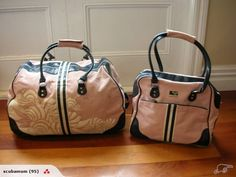roxy travel bags. Trolley Bag and carry on | Trade Me