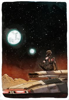 Mass Effect - Uncharted Worlds by Saph-y on DeviantArt