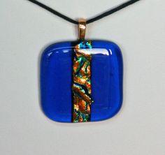 cobalt-blue-with-gold-dichro-pendant.jpg (876×825)