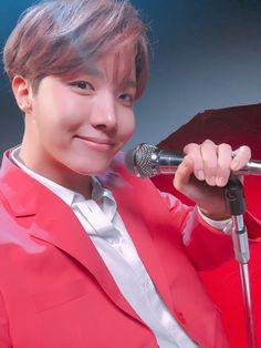 hope world BTS hoseok