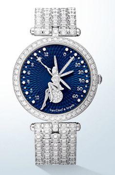Van Cleef and Arpels Fairy Poetic Complications Timepiece