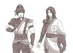 【三國無双】策瑜 ログ [3],  dynasty warriors , shin sangoku musou, pixiv, sun ce, zhou yu