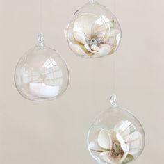 Blown Glass Globes