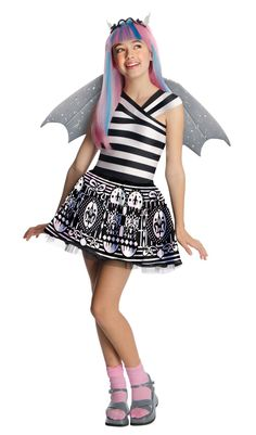 Monster High Costume - Rochelle Goyle - Only $14.95! (Reg. $27.99) #Halloween #MonsterHigh