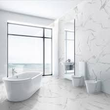 Marble Effect Bathroom Floor Tiles - Diy Projects