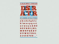 Distractor - Free Font