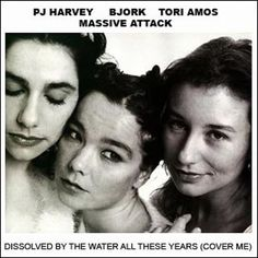 Dissolved By The Water All These Years (Bjork + Tori Amos + PJ Harvey) by Wax Audio on SoundCloud