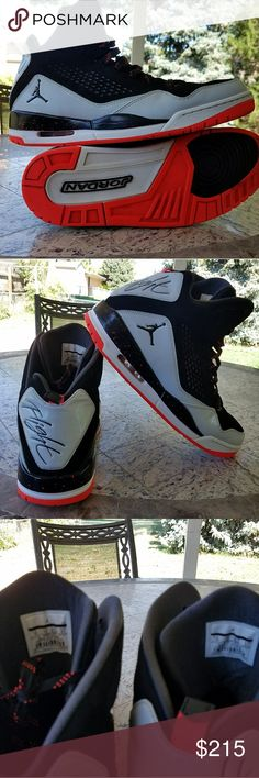 timeless design a1bae 30d6f Air Jordan Flights Nike tennis shoes Nike Size 13 Air Jordan flights shoes  are like brand new hardly worn good color combination hard to find shoe  specially ...