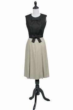 Dressing Vintage - Designer Donald Brooks 1960s vintage dress I Magnin, $395.00 (http://dressingvintage.com/designer-donald-brooks-1960s-vintage-dress-i-magnin/)