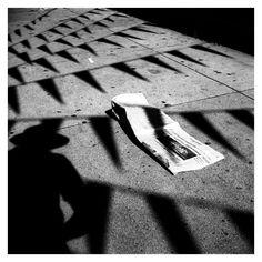 Vivian Maier – shadow self portraits.