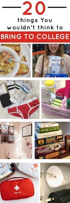 Things to remember to bring College Checklist, College List, College Packing, College Essentials, College Survival, College Room, College Years, College Hacks, Freshman Year